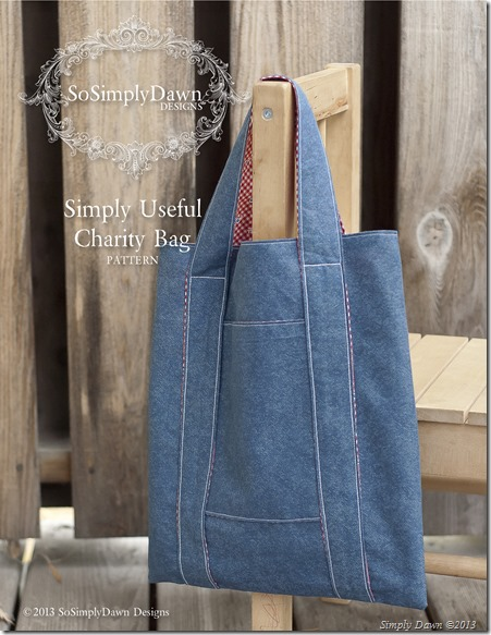 Simply Useful - Speed the Light Bag Pattern - Page 002
